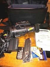 Panasonic CCD PV-DV1000 Camcorder tested and working comes with accessories!!