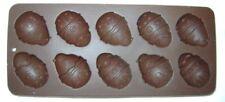Utensilios de repostería color principal marrón de silicona