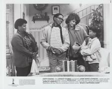 "E.Thomas, A.Johnson, R.King in ""What's Happening Now!!"" - Original TV Still"