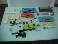Model Car Junkyard (Mostly Stock Car Racing Pcs.) Plymouth, Mustang, Etc.