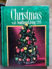 Christmas with Southern Living 1994, Oxmoor House, Southern Living,0848711904, B