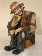 """Emmett Kelly Jr. """"The Thinker"""" Limited Edition Signature Collection - Signed"""
