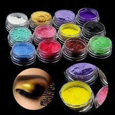 1Set 12 Color Mica Pigment Powder for Soap Cosmetics Resin Colorant Dye Lot