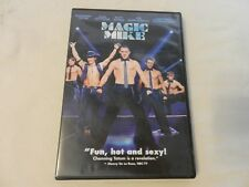 Magic Mike (DVD, 2012, Includes Digital Copy UltraViolet) Channing Tatum