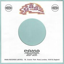 GAS REPRODUCTION RECORD COMPANY SLEEVES - (pack of 10)