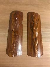 Guancette Colt 1911 e Cloni Donna 3D