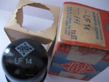 RARE TUBE TELEFUNKEN UF 14 SEALED UF-14 NOS-NIB for NEUMANN U47