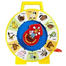 Interactive Childrens Toy Fisher Price Classic Farmer Says See And Say