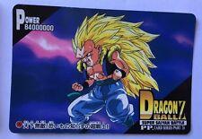 Dragon Ball Z PP Card PART 28 - 1252