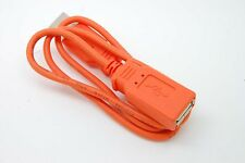 USB Data Extension Cable/Cord/Lead For Sony Handycam HDR-CX180 b CX180l CX180v