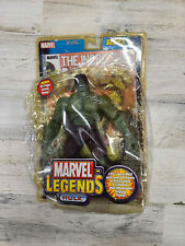 NEW (2002)Marvel Legends The Incredible Hulk SERIES 1 Figure w/ Comic TOYBIZ