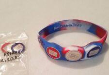Wristskins Golf Ball Marker Bracelet,Birdies For The Brave, Magnetic,Size Large