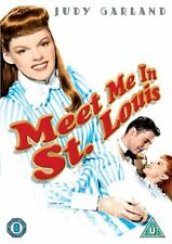 Meet Me In St Louis [DVD] [1944] Judy Garland, Tom Drake Brand New and Sealed