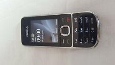 Nokia  Classic 2700-2 - Schwarz (Ohne Simlock) Handy
