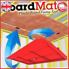 BoardMate - PlasterBoard Fixing Tool - Supports the Board in place while fixing.