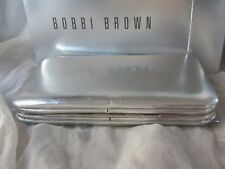 NIB BOBBI BROWN LED PARTY COLLECTION MINI BRUSH CASE ONLY WITH 1 EYE LINER BRUSH