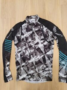 CRAFT Cross Country skiing Race Jersey Long Sleeves Men's Size XL