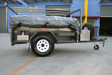 PVC Travel Cover For Camper Trailer Tent, Universal Fit For Most Models