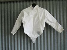 Blue Gauntlet Fencing Jacket/Coat Size 36 350Nw R.Tissu Made In Usa Nice Shape