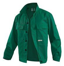 Bundjacke Arbeitsjacke grün Berufsjacke Jacke Blouson Gärtnerjacke Gärtner NEU