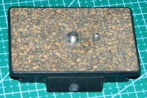 Quick Release Plate F Velbon PH-368 Tripod C600 VCT-870RM VCT-880RM 880 Sony