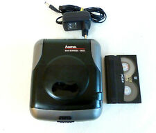 REWINDER Hama 43046 VIDEO 8 mm hi8 d8 cassettes vidéo rückspulgerät vorspulgerät