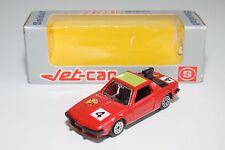 + NOREV JET-CAR SOLDAT SPANISH BOX 847 FIAT X 1/9 RALLYE ABARTH MINT BOXED RARE