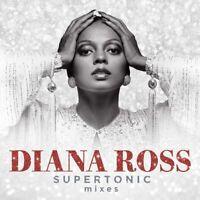 DIANA ROSS - SUPERTONIC - MIXES [CD] C2 - NEW & SEALED