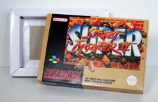 Boîte SNES – Super Street Fighter 2 [FAH]