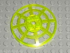 Parabole LEGO TrNeonGreen round dish 4285b / set 9320 7691 6567 6453 4610