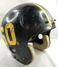 Riddell Nos Pac 44 Football Helmet Pittsburgh Steelers Project Sz Small Mancave