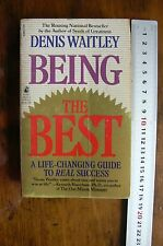 Being the Best by Denis Waitley - Psychology - Printed USA