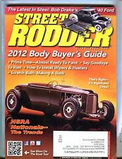 Street Rodder Magazine January 2012 Bob Drake '40 Ford EX w/ML 041917nonjhe