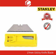 Stanley Heavy Duty Utility Blade – 11-921H – 19mm – Pack of 10 Blades.