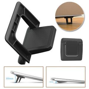 Foldable Laptop Mini Holder Notebook Cooling Bracket Adjustable Support Stand UK