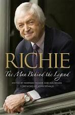 RICHIE: The Man Behind the Legend by Norman Tasker. HARDBACK, NEW