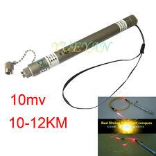 10mW 10~12KM Pen Type Visual Fault Locator VFL Red  Light Fiber Optic Cable Test