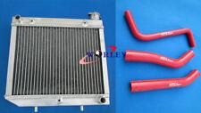 For Honda TRX450R TRX450 2004 2005 2006 2007 2008 2009 Aluminum radiator & hose