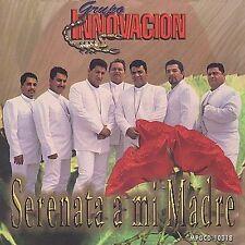 Grupo Innovacion : Serenata a Mi Madre CD