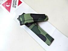 cinturino verde rubber x rolex oyster flex 20mm daytona submariner gmt straps