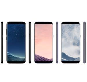 Samsung Galaxy S8 G950U Original Unlocked Smartphone Black+Accessories Gift