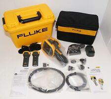 Fluke Ti300 Infrared Thermal Imaging Camera 9hz 320 X 240 650 C 2m Drop Test