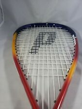 Prince Aerolite Squash Racquet 12 String 18 cross. Main.  Extender.look at pics.