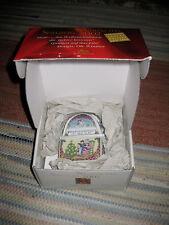 Weihnachts Spieldose 2002 HUTSCHENREUTHER Spielihr Limitierte Edition