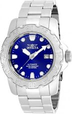 Invicta Men's 17087 Pro Diver Automatic 3 Hand Blue Dial Watch