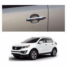 Chrome Luxury Door Catch Molding Handle Cover Trim for Kia Sportage R 2012-2016