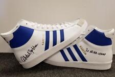 "KAREEM ABDUL-JABBAR Signed UCLA Adidas ""3x NCAA Champ"" Shoes BAS Beckett ITP COA"