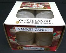 Yankee Candle Tea Light Candles 12 Count Package Of Christmas Cookie