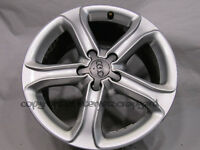 """Original Audi A4 17"""" Alloy wheel alloys x1 2014 7.5Jx17H2 ET45 8K0601025 BK #16"""