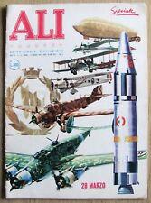 ALI NUOVE SPECIALE N.5-6 1960_Rivista di AVIAZIONE*_ Gli Aerei del Bombardamento